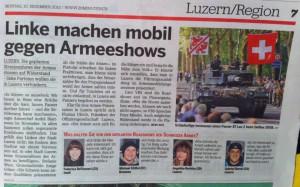 Armeeshows 20Minuten 2012
